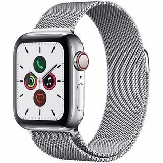 Apple Watch - 【44mm・ステンレスケース】GPS+Cellularモデル⦅Series5⦆