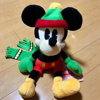 ディズニー(Disney)の1番くじ A賞 ミッキーぬいぐるみ(ぬいぐるみ)