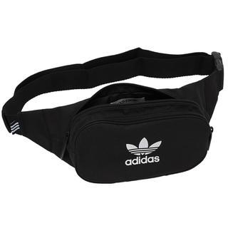 アディダス(adidas)のアディダス オリジナルス ボディバッグ ウエストバッグ ポーチ 黒 adidas(ウエストポーチ)