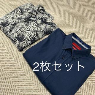 ザラ(ZARA)の【2着セット】ZARA シャツ(シャツ)