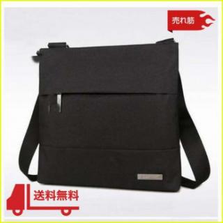 84 黒 ショルダーバッグ メンズ 斜めがけ 防水(ビジネスバッグ)