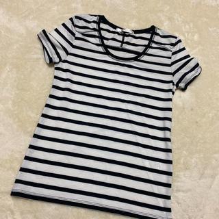 アズールバイマウジー(AZUL by moussy)のAZUL by moussy ボーダーTシャツ(Tシャツ(半袖/袖なし))