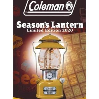 コールマン(Coleman)の新品未使用 コールマンシーズンズランタン2020(スマートフォン本体)