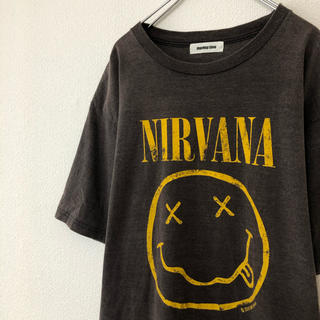 BEAUTY&YOUTH UNITED ARROWS - 【人気コラボ】monkey time×ニルバーナ Tシャツ nirvana