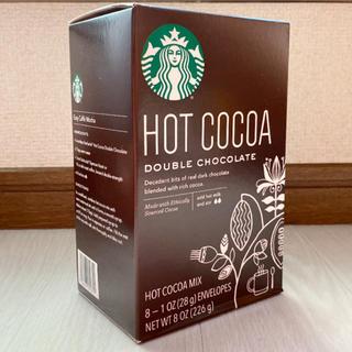Starbucks Coffee - Starbucks スターバックス ホットココア ダブルチョコレート