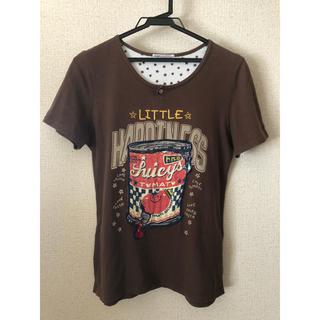 ラフ(rough)のrough ラフ Tシャツ レディース(Tシャツ(半袖/袖なし))