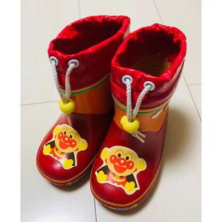 アンパンマン(アンパンマン)のアンパンマン 長靴 14センチ 14㎝(長靴/レインシューズ)