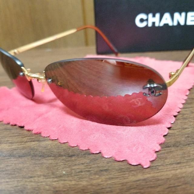 CHANEL(シャネル)のシャネル  サングラス レディースのファッション小物(サングラス/メガネ)の商品写真