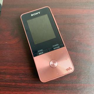 ウォークマン(WALKMAN)のWALKMAN NW-S315(16GB)(ポータブルプレーヤー)