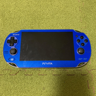 プレイステーションポータブル(PlayStation Portable)のジャンク品 PSP Vista(携帯用ゲーム機本体)