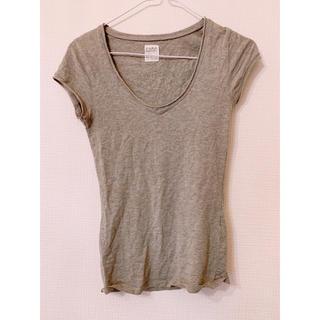 ザラ(ZARA)のZARA Tシャツ グレー(Tシャツ(半袖/袖なし))