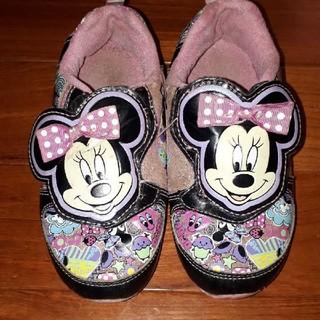 ディズニー(Disney)のディズニー ミニーちゃん スニーカー 18(スニーカー)