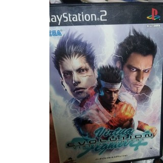 プレイステーション2(PlayStation2)のPlayStation2 バーチャファイター4(家庭用ゲームソフト)
