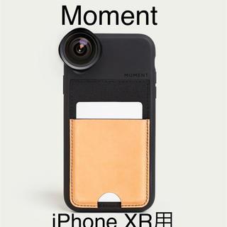 Moment Wallet Case (iPhone XR用 )(iPhoneケース)