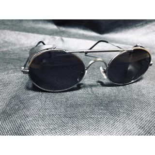 Yohji Yamamoto - 【ヴィンテージ】レアデザイン メタルサングラス ヨウジヤマモト好きな方など