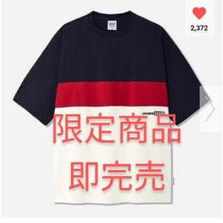 ジーユー(GU)のGU studio sevenオーバーサイズT5分袖STUDIO SEVEN 1(Tシャツ/カットソー(半袖/袖なし))