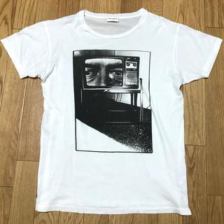Saint Laurent - サンローランパリ エディ期 Tシャツ