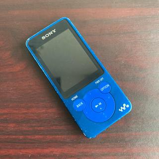 ウォークマン(WALKMAN)のWALKMAN NW-E083 (4GB)(ポータブルプレーヤー)