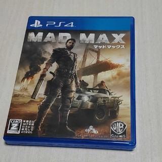 プレイステーション4(PlayStation4)のPS4 MADMAX(家庭用ゲームソフト)