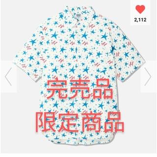 ジーユー(GU)のGU studio sevenブロードシャツ(半袖)STUDIO SEVEN (シャツ)