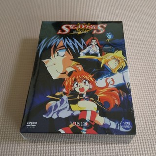 DVD 新品 スレイヤーズ ネクスト 全巻dvd BOX 送料無料(アニメ)