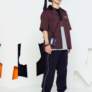 ジーユー(GU)のGU studio sevenオープンカラーシャツSTUDIO SEVEN +(シャツ)