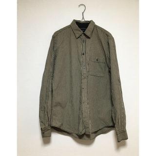 RAGEBLUE - 美品!RAGEBLUE レイジブルー チェックシャツ ギンガムチェックシャツ
