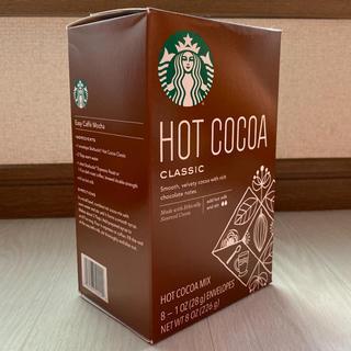 スターバックスコーヒー(Starbucks Coffee)のStarbucks スターバックス ホットココア クラッシック(コーヒー)