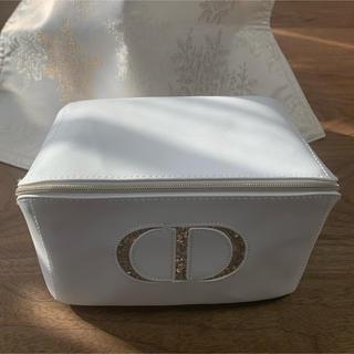 Dior - Dior ポーチ(パールホワイト)