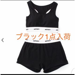 オゾック(OZOC)のozoc  ミッキー マウス缶入り スポーツブラ ボクサーショーツセット(ブラ&ショーツセット)