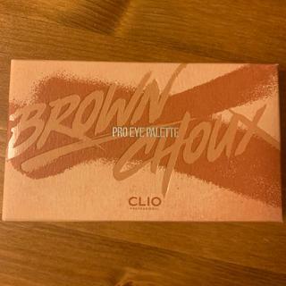 CLIO プロ アイパレット 02 ブラウンシュー アイシャドウパレット