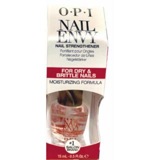 OPI  ネイルエンビー 乾燥して割れやすい爪の保護 ジェルネイルのお休みに(ネイルトップコート/ベースコート)