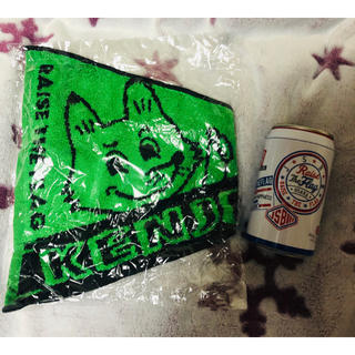 サンダイメジェイソウルブラザーズ(三代目 J Soul Brothers)の山下健二郎フラッグタオル 大阪限定缶(ミュージシャン)
