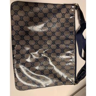 グッチ(Gucci)のGucciグッチ 紳士 メンズショルダーバッグ ビジネス 普段用 新品 未使用(ビジネスバッグ)