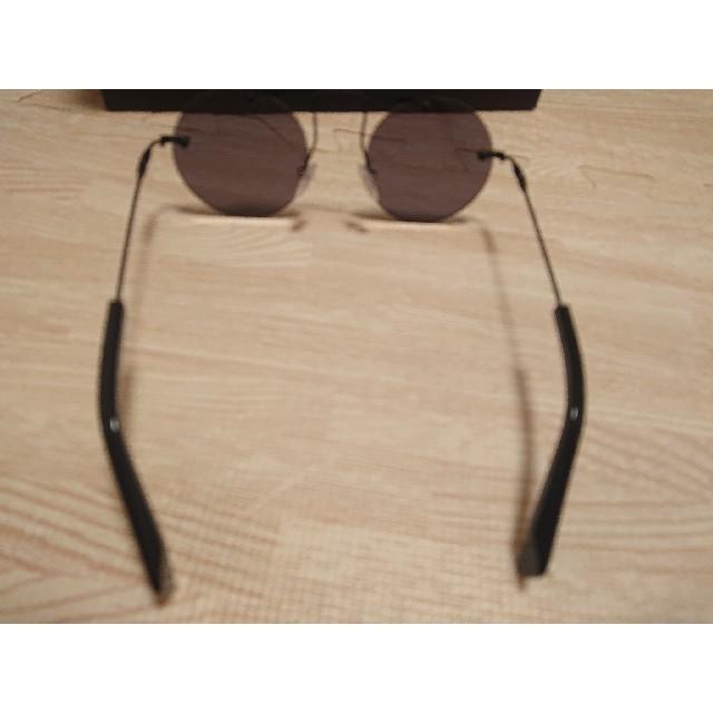 Yohji Yamamoto(ヨウジヤマモト)のyohjiyamamoto★ラウンドサングラス★ メンズのファッション小物(サングラス/メガネ)の商品写真