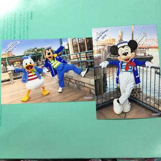 ディズニー(Disney)のミースマ  スペシャルフォト スペフォ ミッキー ドナルド グーフィー(その他)