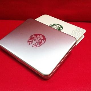 スターバックスコーヒー(Starbucks Coffee)のスターバックス 缶ケース おまけORIGAMI(小物入れ)