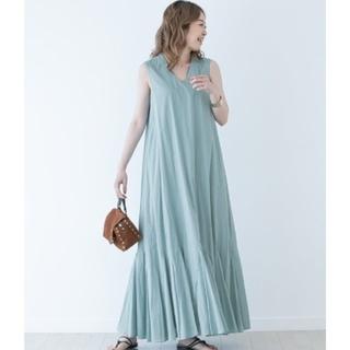 Noble - 今季   新品タグ付き マリハ 夏の月影のドレス