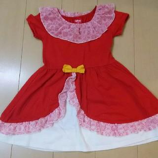 ディズニー(Disney)のエレナ!ディズニー!プリンセス!なりきり!ドレス!120!激安(^^)(ワンピース)