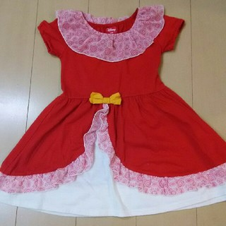 Disney - エレナ!ディズニー!プリンセス!なりきり!ドレス!120!激安(^^)