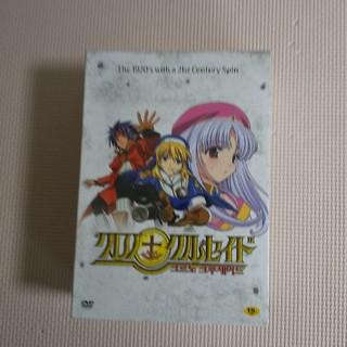 DVD 新品 クロノクルセイド コンプリートBOX 送料無料(アニメ)