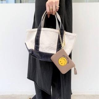 アパルトモンドゥーズィエムクラス(L'Appartement DEUXIEME CLASSE)のアパルトモンL.L.Bean Canvas tote bag mini ブラック(トートバッグ)