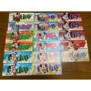 ディズニー(Disney)の東京ディズニーリゾート Today(遊園地/テーマパーク)