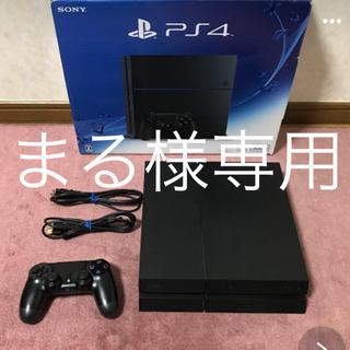 プレイステーション4(PlayStation4)のPlay Station4 ジェット・ブラック500GB(家庭用ゲーム機本体)