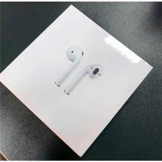Apple - Apple AirPods第2世代 ワイヤレスBluetoothイヤホ アップル