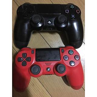 プレイステーション4(PlayStation4)のps4コントローラー ジャンク(家庭用ゲーム機本体)