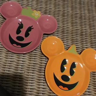 ディズニー(Disney)の東京ディズニーランド スーベニアプレートセット(キャラクターグッズ)