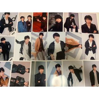 アラシ(嵐)の嵐 櫻井翔 写真 18枚セット(アイドルグッズ)