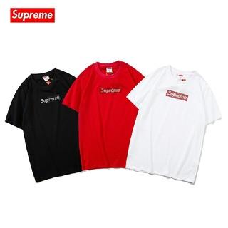 シュプリーム(Supreme)の[2枚10000円送料込み]Supreme Tシャツ 半袖 男女兼用(Tシャツ(半袖/袖なし))