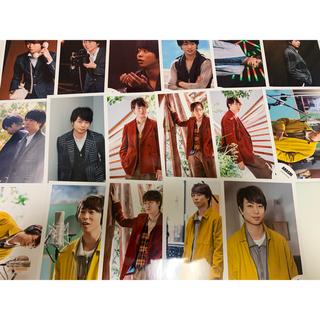アラシ(嵐)の嵐 櫻井翔 写真 17枚セット(アイドルグッズ)